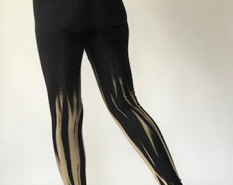 TD0011 Women's Tie Dyed Yoga Pants and Leggings,perfect for yoga super comfort, tiedye yoga pants