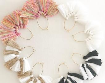 The Fringe Fan Earrings
