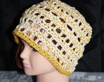 summer openwork Hat cotton 4 large size
