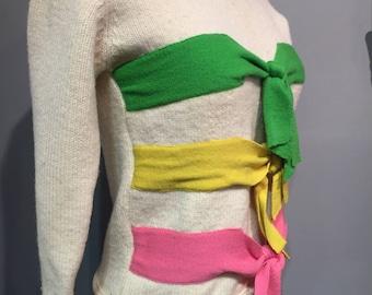 1960 Mod Sweater