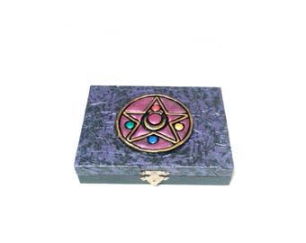 Sailor Moon Playing Card Box, Crystal Star box