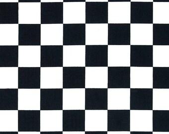 Black/White Check Fabric, Nascar Fabric, Curtain Fabric, Pillow Fabric, Handbag Fabric, Apparel/Home Decor/Craft/Sewing Material, Yardage