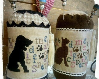 pet pincushion kit