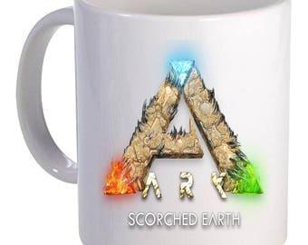 Designed Mug - Ark Evolved - Name - Style 2