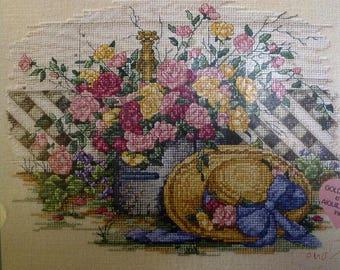 Paula Vaughan's Midsummer Roses