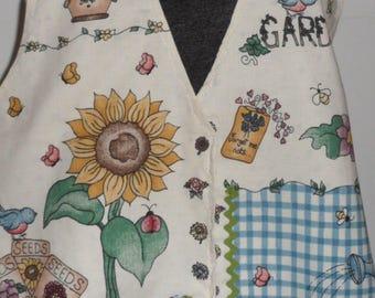Garden Adult Vest