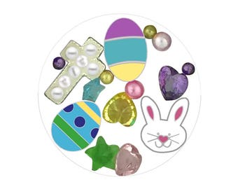 Easter Floating Charms Living Lockets Charms