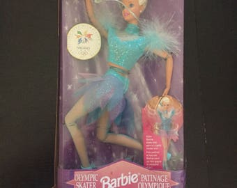 Barbie Olympic Skater 1998 MIB