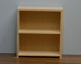DollHouse Miniature 1/12 scale Bookcase