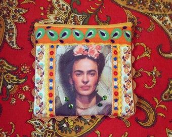 SALE 5%OFF Frida mini pouch
