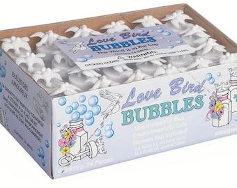 24pc love bird wedding bubbles affordable wedding bubbles wedding bubble favors wedding bubble