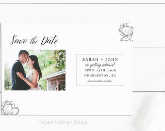 Engagement Party, Getting Married, Wedding Card, Were Getting Married, Wedding Announcement, Printable Save the Date, Wedding Sign, sd002