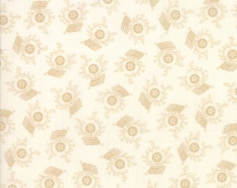 Liberty Gatherings American Vintage Patriotic Primitive Gatherings Moda Fabric BTY 1204-24