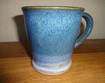 Pottery Handmade Coffee Mug, Pottery Mug, Beverage Mug, Tea Mug