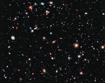 CANVAS- Extreme Deep Field - Photo Print