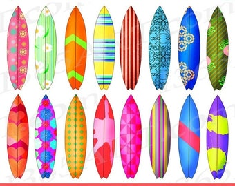 50% OFF Surfboard Clipart, Surfboard Clip art, Surfs Up, Surfing, Clipart, Summer Sports, Surf Board, PNG Graphics, Commercial