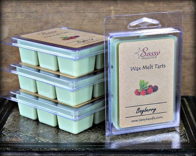 BAYBERRY| Wax Melt Tart | Sassy Kandle Co.