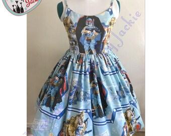 Empire Strikes Back Princess Dress