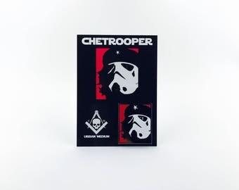 Che Trooper: Hard Enamel Pin