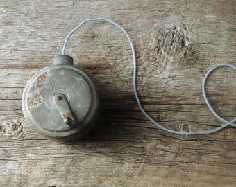 Chalk Line Reel ~ Dandee Keel Vintage Hand Tool / 0186