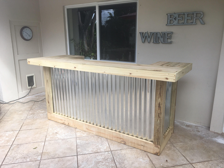 Outdoor Patio Bars foo BARS Designs LLC