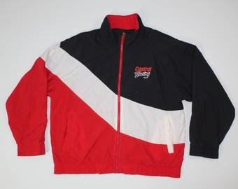 Vintage Castrol Racing Jacket