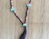Peacemaker Meditation Mala Necklace