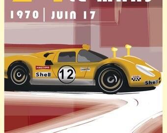 Ferrari, Ferrari Poster, Ferrari Art, Ferrari 512s