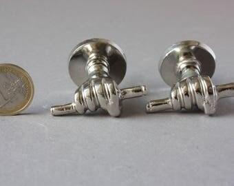 1 small door knob hand, rustic drawer pull, monochrome door fitting, handle grip hands, drawer knob