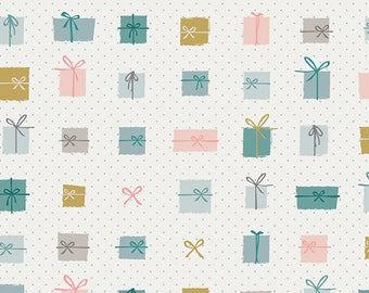 Art Gallery Christmas Fabric  Little Town Collection Christmas gift fabric Free Domestic Ship over 50
