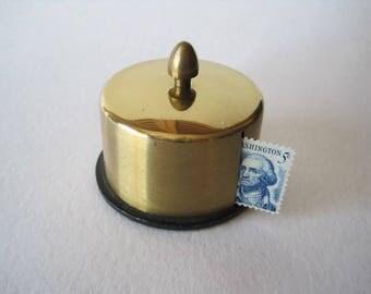 Stamp Roll Holder - metal