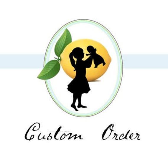 Custom Order for lmitchem21