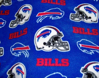 Buffalo Bills NFL Football Fleece Throw