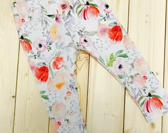 Leggings, Baby Leggings, Toddler Leggings, Baby Girl Leggings, Kids Leggings
