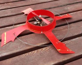 Free Shipping!! Wen-Mac Satellite Gas Engine Powered Flying Toy