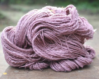 Natural Slub Cotton Yarn - Light Pastel 91