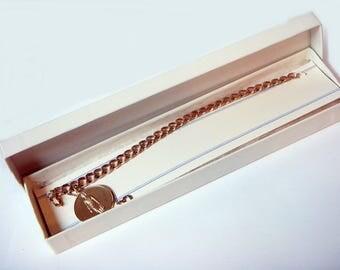 Avon CONSULTANT CHARM BRACELET President's Award New in Box