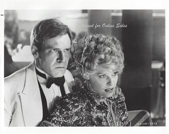Indiana Jones and Temple of Doom Ford Capshaw 8x10 Photo TD7973