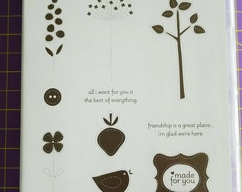 Stampin Up Best of Everything stamp set