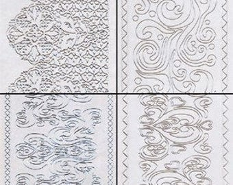 Impression Mat Set - Lace