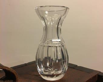 Crystal Cut Glass Bud Vase/gift