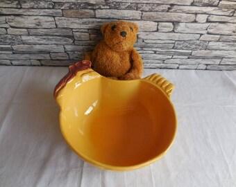 Chicken shaped bowl #2