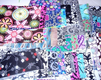 Cotton Fabric Bundle Destash 39