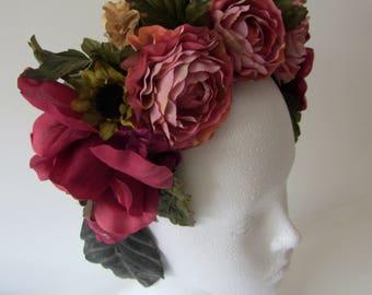 Headdress Flowers