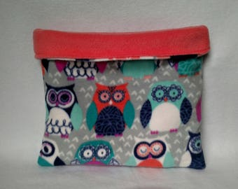 Life's a hoot cozy bag