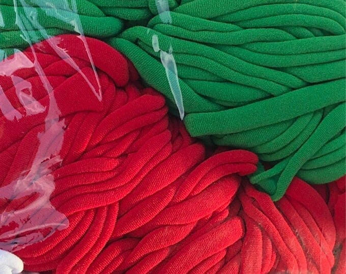 CHRISTMAS 10/15 Pieces   RED or GREEN   Thin Wholesale Nylon Headbands 6mm Thin 26cm Super Stretchy Baby Toddler Nylon Headbands