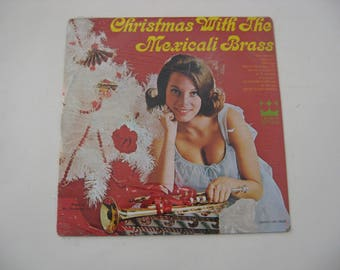 NEW! FactorySealed! - Mexicali Brass - Christmas With The Mexicali Brass - Circa 1964