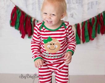 Sibling christmas pajamas | Etsy