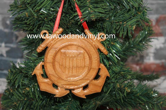 Coast guard gifts, Coast Guard Mom, Coast Guard Ornament, Coast Guard retirement gift, Coast Guard Christmas Ornament, Coast Guard, Wall Art