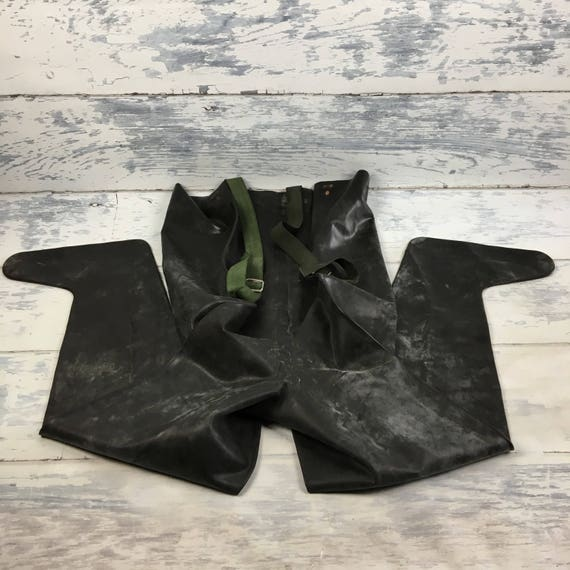 Dri stream ranger rubber latex waders